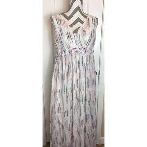 Motherhood maternity sleeveless dress size S